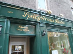 Spring Greens Bistro