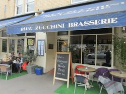 The Blue Zucchini Brasserie