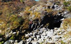 Trollkirka Caves