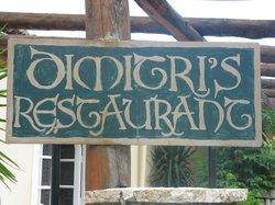 Dimitri's Restaurant