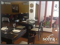 Sofra Restaurant Arabe