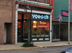 Yorgo's Gyros-Potatoes