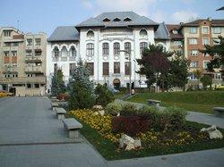 Muzeul Stiintele Naturii Oltenia