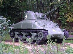 Monumento al General Patton.