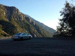 Cucamonga Canyon