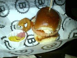 B Spot Burgers