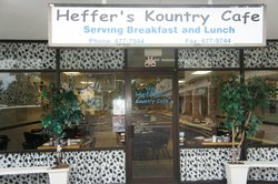 ‪Heffer's Kountry Cafe‬