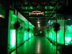 Courtyard Outdoor Restaurant