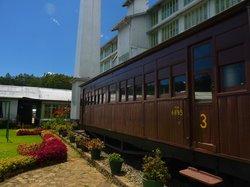 Railway dining coach