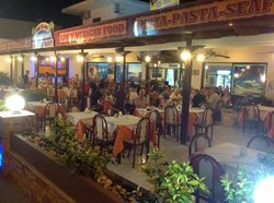 The island restaurant
