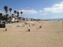 Downtown Manhattan Beach