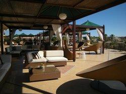 Orfeas Terrace Bar outside seating