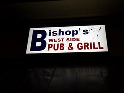 Bishop's Westside Pub and Grill