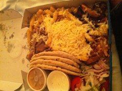 Elim's Kebab shop