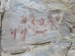 Xique Xique Rock Art Archeological Site