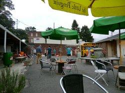 Bearden Beer Market's Beer Garden