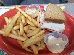 Goshen Plaza Diner
