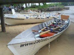 Delta Rowing