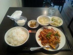 Chinese Kitchen C-Men-Han