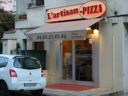 L'artisan-Pizza
