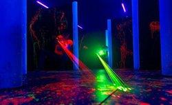 Q-Fun Laser Game