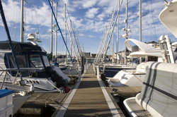The Marina at Sutton Harbour