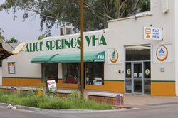 Alice Springs YHA