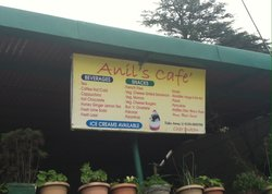 Anil's Cafe Char Dukan , Mussoorie