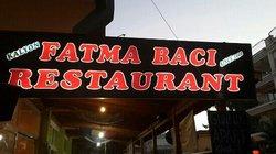 Fatma  baci restaurant & bar