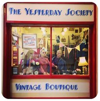 ‪The Yesterday Society - Vintage Boutique‬