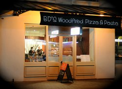 BD's Woodfired Pizza and Pasta