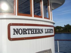 Northern Lights Lake Champlain Cruises