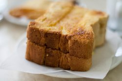 Portuguese torrada, the best toast in the world!