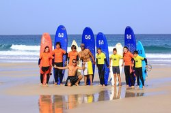 Shock wave surf school/ surf shop