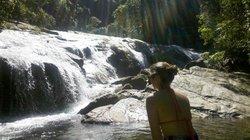 Ribeirao de Itu Falls