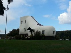 Haines Shoe House