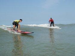 Team Surf Peru