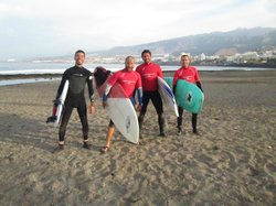 Tenerife Surfing Camp