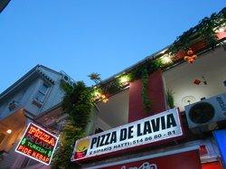 Pizza de Lavia