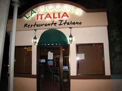 restaurante italiano La Piccola Italia