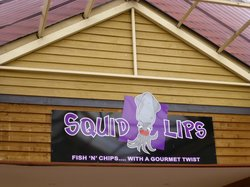 ‪Squidlips Fish and Chips‬