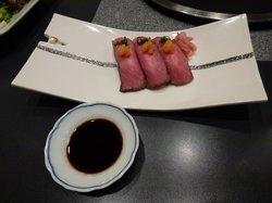 Sagabeef Restaurant Kira Honten