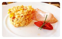 Hungarian breakfast