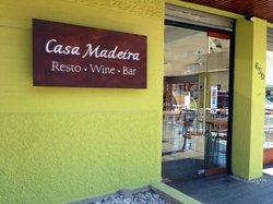 Casa Madeira - Resto.Wine.Bar