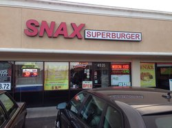 Snax Home-original Superburger