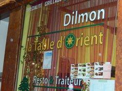 Dilmon la table D'Orient