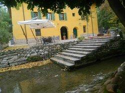 scalinata al fiume