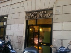 Cooperative Latte Cisternino