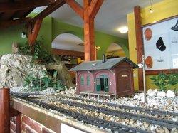 Vytopna Railway Restaurant - Starobrnenska