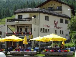 Hotel Restaurant Grina